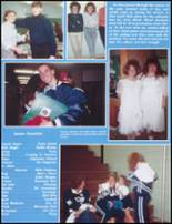 1990 John Glenn High School Yearbook Page 132 & 133
