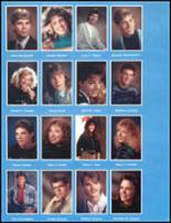 1990 John Glenn High School Yearbook Page 134 & 135