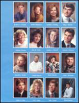 1990 John Glenn High School Yearbook Page 136 & 137
