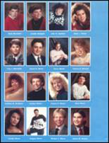 1990 John Glenn High School Yearbook Page 140 & 141
