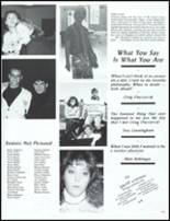 1990 John Glenn High School Yearbook Page 148 & 149