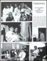 1990 John Glenn High School Yearbook Page 152 & 153