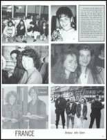 1990 John Glenn High School Yearbook Page 154 & 155