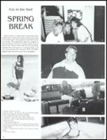 1990 John Glenn High School Yearbook Page 156 & 157