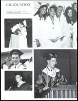 1990 John Glenn High School Yearbook Page 160 & 161
