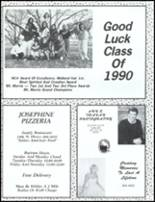 1990 John Glenn High School Yearbook Page 174 & 175
