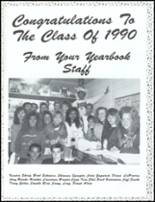 1990 John Glenn High School Yearbook Page 178 & 179