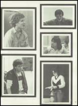 1981 Gateway Regional High School Yearbook Page 18 & 19