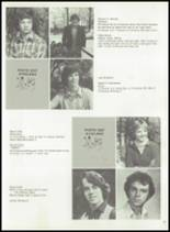 1981 Gateway Regional High School Yearbook Page 22 & 23