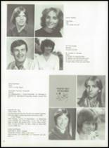 1981 Gateway Regional High School Yearbook Page 24 & 25