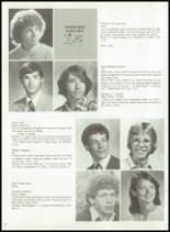 1981 Gateway Regional High School Yearbook Page 28 & 29