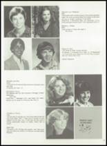 1981 Gateway Regional High School Yearbook Page 30 & 31