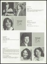 1981 Gateway Regional High School Yearbook Page 34 & 35