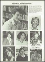 1981 Gateway Regional High School Yearbook Page 36 & 37