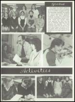 1981 Gateway Regional High School Yearbook Page 56 & 57