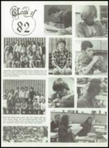 1981 Gateway Regional High School Yearbook Page 64 & 65