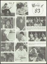 1981 Gateway Regional High School Yearbook Page 70 & 71