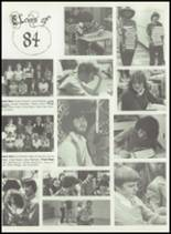 1981 Gateway Regional High School Yearbook Page 72 & 73