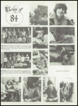 1981 Gateway Regional High School Yearbook Page 74 & 75