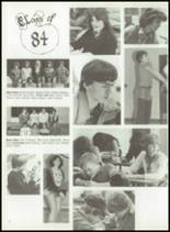 1981 Gateway Regional High School Yearbook Page 76 & 77