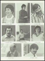 1981 Gateway Regional High School Yearbook Page 78 & 79