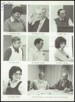 1981 Gateway Regional High School Yearbook Page 80 & 81