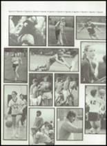 1981 Gateway Regional High School Yearbook Page 86 & 87