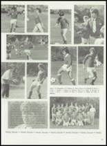 1981 Gateway Regional High School Yearbook Page 90 & 91