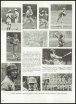 1981 Gateway Regional High School Yearbook Page 102 & 103