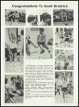 1981 Gateway Regional High School Yearbook Page 130 & 131