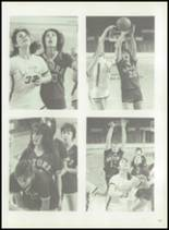 1981 Gateway Regional High School Yearbook Page 132 & 133