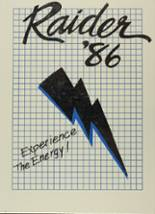 1986 Yearbook Lawrence D. Bell High School