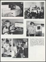 1989 Minco High School Yearbook Page 14 & 15