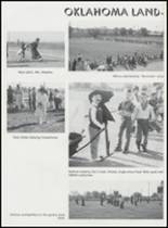 1989 Minco High School Yearbook Page 22 & 23