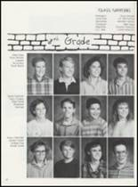 1989 Minco High School Yearbook Page 32 & 33