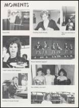 1989 Minco High School Yearbook Page 34 & 35