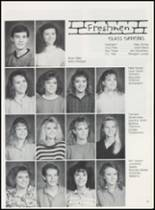 1989 Minco High School Yearbook Page 36 & 37