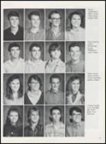 1989 Minco High School Yearbook Page 40 & 41