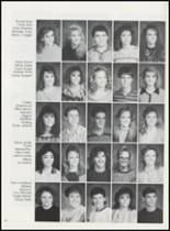 1989 Minco High School Yearbook Page 44 & 45