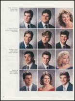 1989 Minco High School Yearbook Page 46 & 47