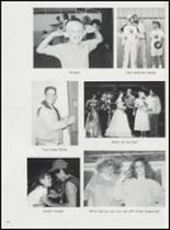 1989 Minco High School Yearbook Page 48 & 49