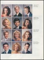 1989 Minco High School Yearbook Page 50 & 51