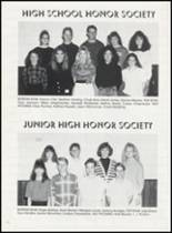 1989 Minco High School Yearbook Page 58 & 59
