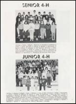 1989 Minco High School Yearbook Page 60 & 61
