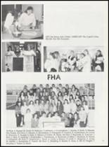 1989 Minco High School Yearbook Page 66 & 67
