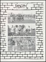 1989 Minco High School Yearbook Page 70 & 71