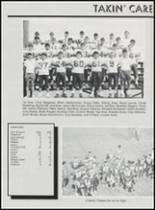 1989 Minco High School Yearbook Page 72 & 73