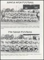 1989 Minco High School Yearbook Page 74 & 75