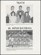 1989 Minco High School Yearbook Page 82 & 83