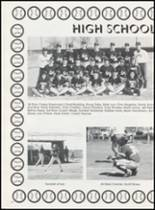 1989 Minco High School Yearbook Page 84 & 85